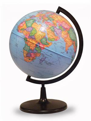 Глобус Земли политический (диаметр 210 мм)
