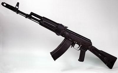 Автомат Калашникова учебный (макет) ММГ- АК74