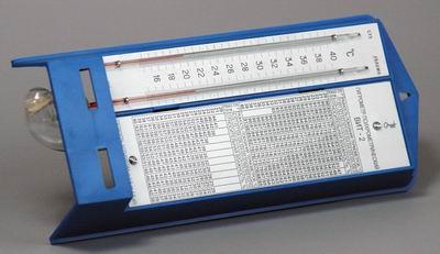 Гигрометр психрометрический типа ВИТ-2