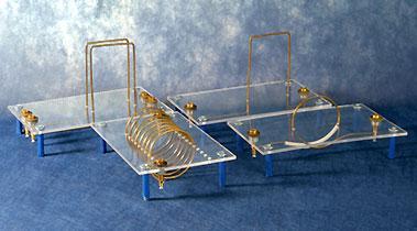 Комплект приборов для наблюдения спектров магнитных полей