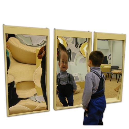 """Детское панно """"Кривое зеркало"""""""