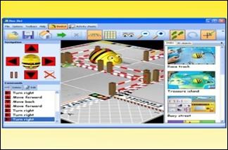 Программное обеспечение для мини-роботов Bee-Bot