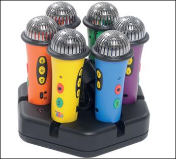 Комплект аудио-устройств для развития речевых навыков Rainbow Easi-Speak