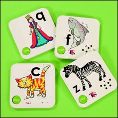 """Устройство для синхронизации визуально-слухового восприятия объектов Talking Alphabet Cards. Комплект аудио-устройств для изучения английского языка """"Алфавит"""""""