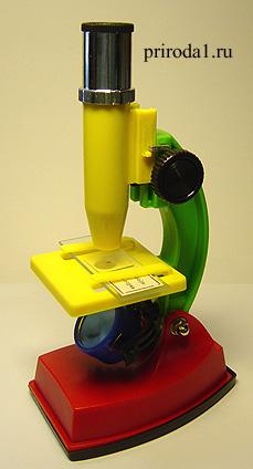 Микроскоп малый