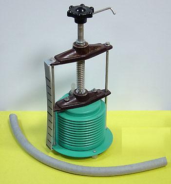 Прибор для изучения газовых законов