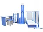 Набор игровой мебели «Поликлиника»