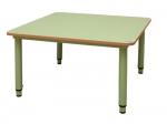 Стол детский квадратный, регулируемый по высоте (р.гр.№0-3)