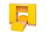 Набор мебели игровой (спальня)