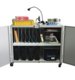 БАЗЫ для хранения и подзарядки ноутбуков