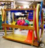 Спортивное оборудование для дошкольных учебных заведений