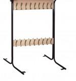 Школьная мебель для гардеробов и холлов