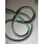 Шнур длинный плетеный