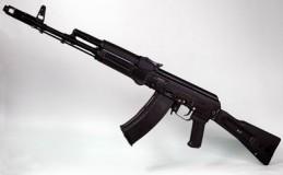Автомат Калашникова учебный (макет) АК-103