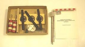 Набор по статике с магнитными держателями