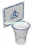 Щит баскетбольный навесной с корзиной