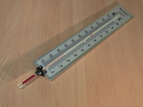 Термометр жидкостный демонстрационный