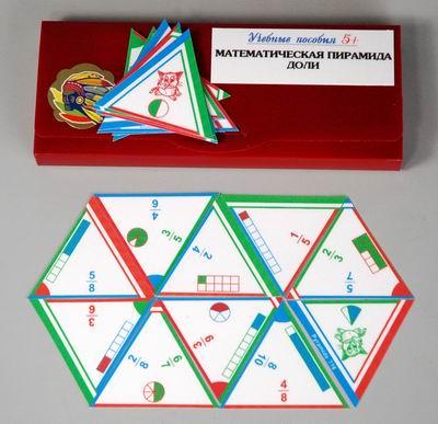Математическая пирамида Доли