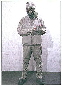 Костюм химической защиты Л-1
