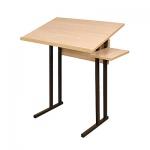 Стол для черчения и рисования одноместный