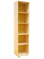 Шкаф стеллаж (узкий)