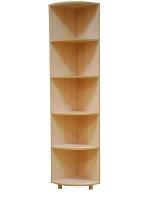 Шкаф-стеллаж угловой